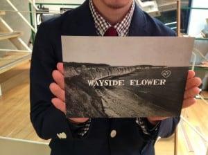 【WAYSIDE FLOWER】POP UP!