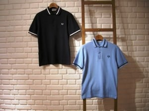 [FRED PERRY] 初夏のおすすめスタイル!