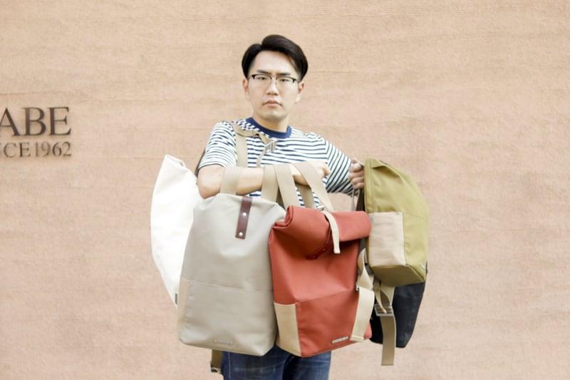 ブルックス/BROOKS 頼れるバッグをお届け!