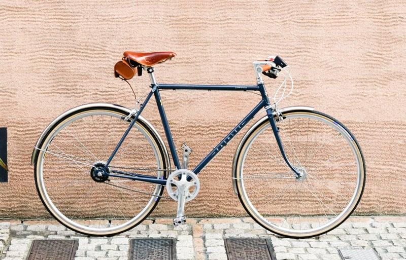 自転車観察