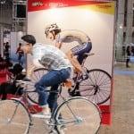 日本最大の自転車フェスティバル、サイクルモード2015に行ってきました