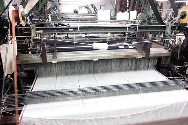 昭和6年導入のションヘル織機