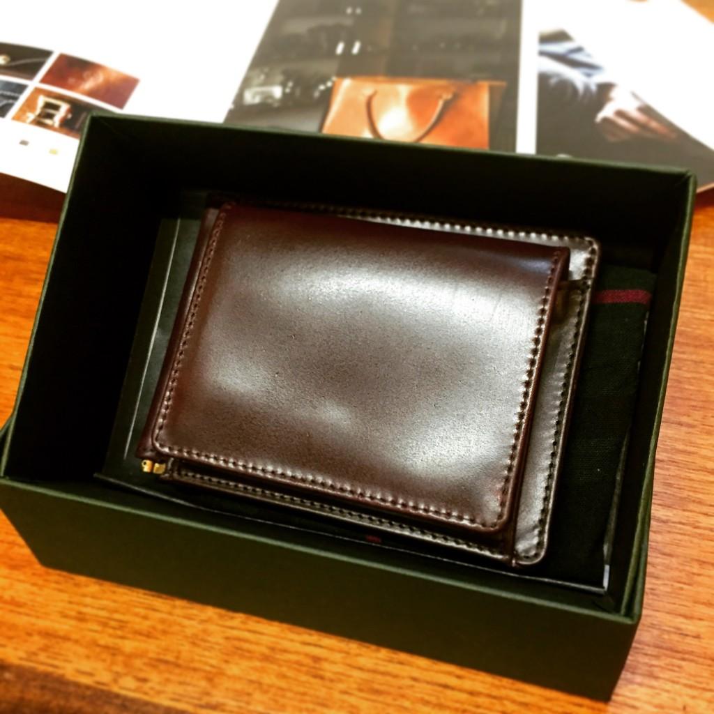 03-6164/CORDOVAN/BRG ¥65,000-+TAX 販売中