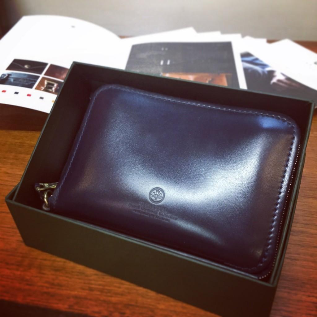Blue x Dk blue 03-5587 ¥75,000-+TAX 予約対象品