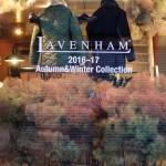 LAVENHAMの秋雨コーデ