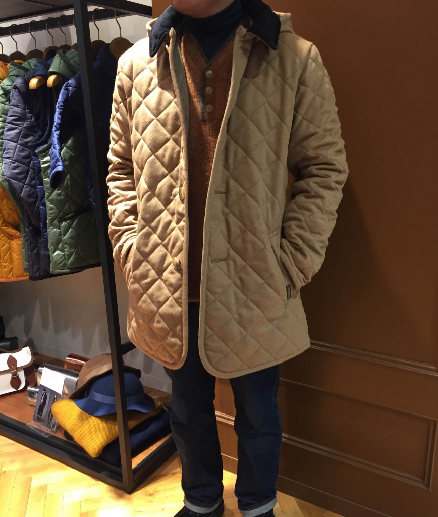 DENSTON 2S COL : CAMEL×SABLE ¥76,000+TAX