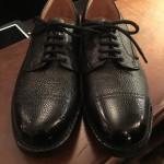 靴磨きの奥深さ