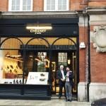 チーニーの直営店がイギリス本国コベントガーデンにて新オープン
