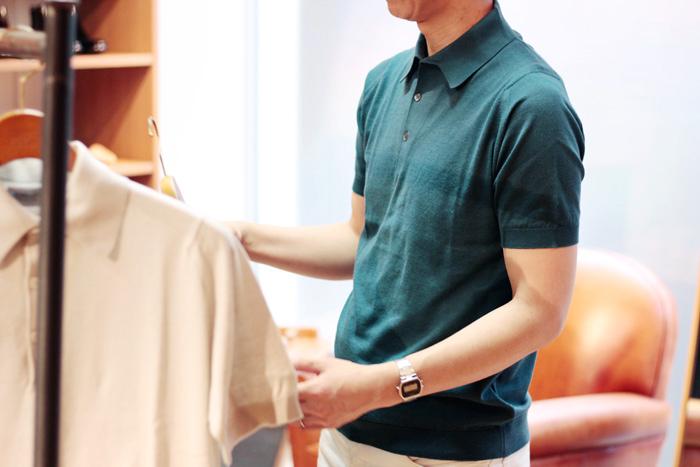 ポロシャツ②