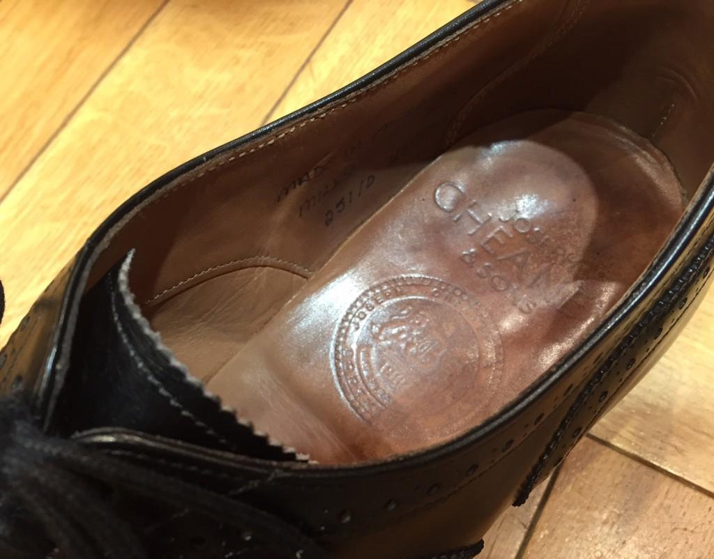 インソールも沈みがでてきてかなり自分の足に馴染んできました。
