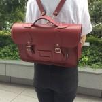 【Zatchels/ザッチェルズ】 人気のバッグが再入荷しました