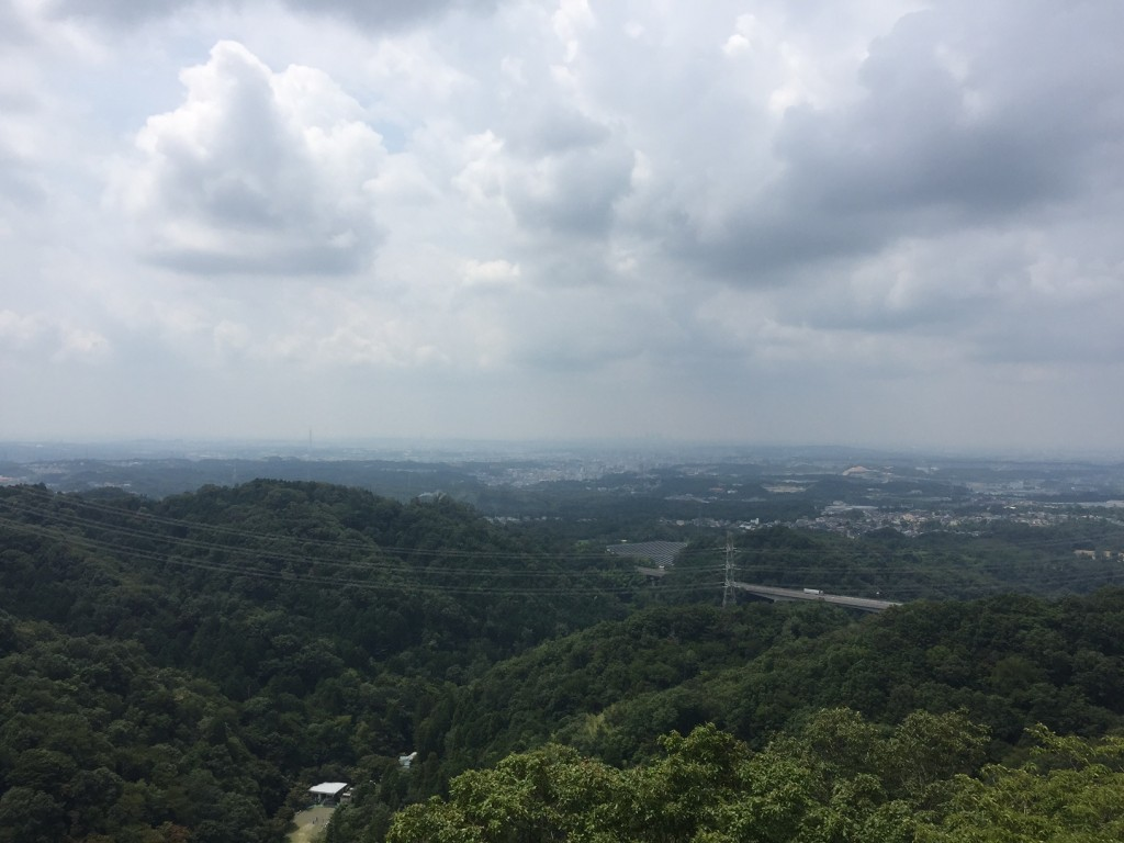 愛知県瀬戸市の岩巣山に行ってきました。すごく暑かったです。