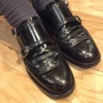 英国靴と共に成長