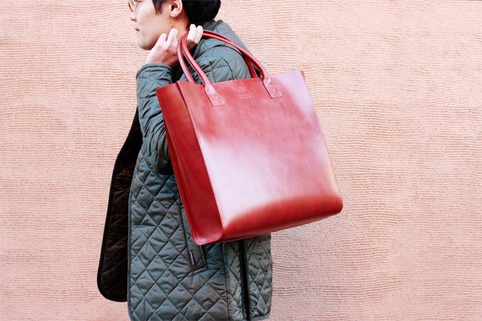 TOTE BAG L ¥83,160-(税込)