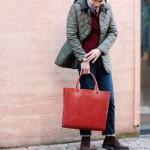 グレンロイヤルのレザートートバッグは何種類あるの?