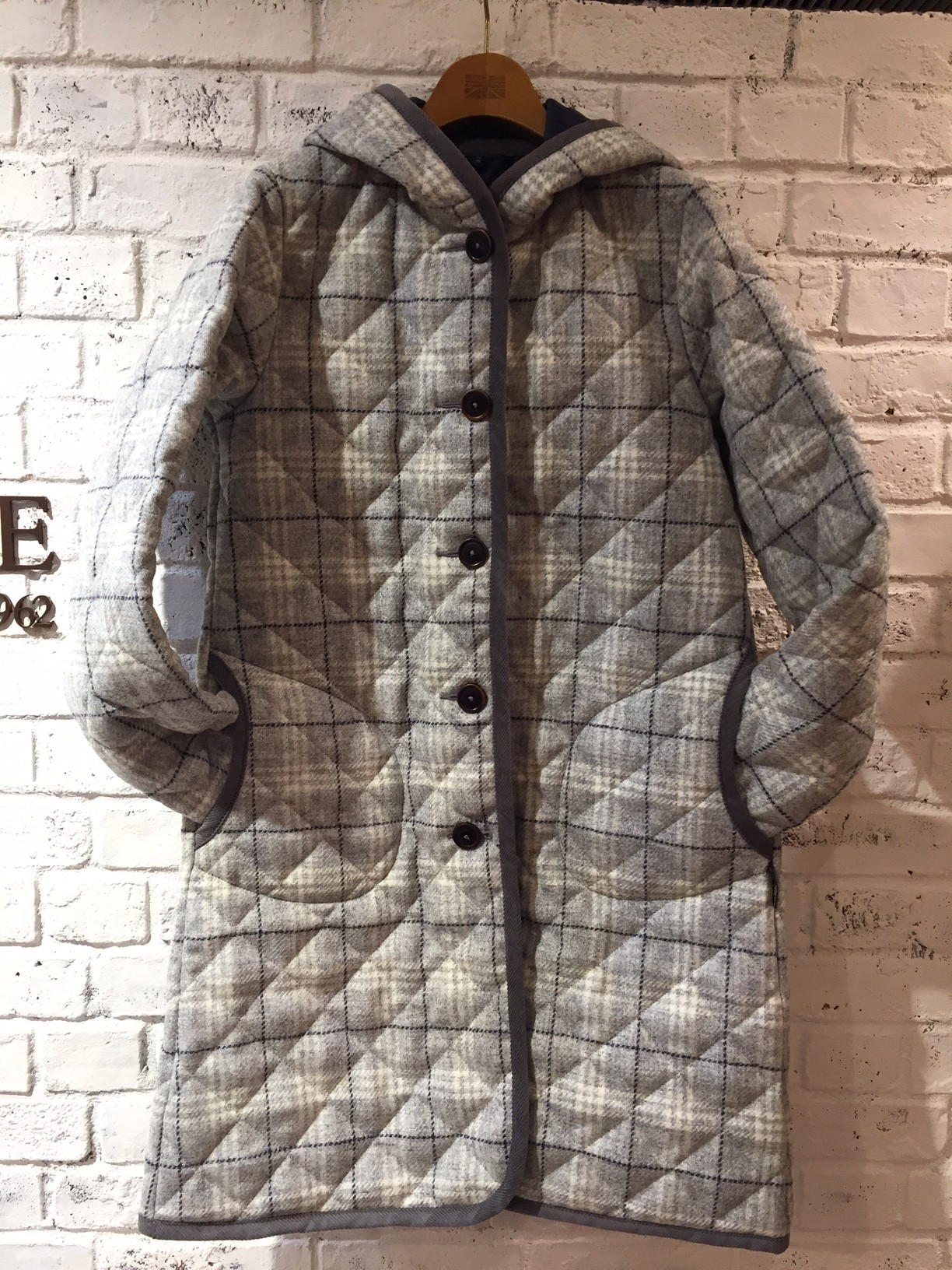 BRUNDON LADIES COL:LT GREY 税込:64,800円