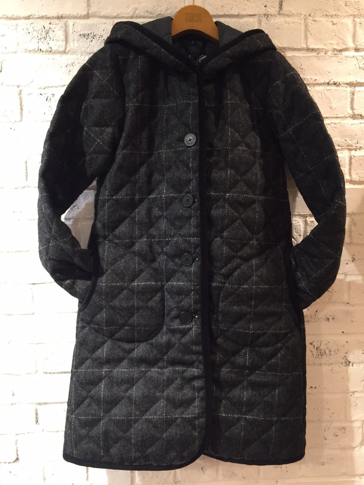 BRUNDON LADIES COL:CHARCOAL 税込:64,800円