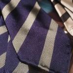 ドレイクス、春夏のネクタイが豊富に揃いました!