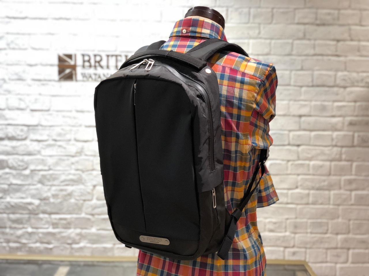 BROOKS ENGLAND – SPARKHILL S(スパークヒル) ¥28,080(税込)