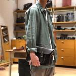 【博多店】男性にもオススメ!ザッチェルズのバッグ。