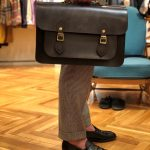 "【GLENROYAL】NEW ARRIVAL "" convertible satchel bag """