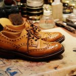 丸の内店にて開催!プロに教わる「靴磨きワークショップ」