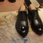 いよいよ明後日8/25開催の靴磨きワークショップ…!