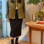 ミリタリーライクなレディースアウター!可愛くかっこよく、欲張りに着れる一着をご紹介!
