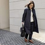 「今、着たい」WOMEN春コート コーディネート2選