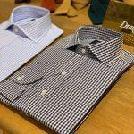 春の装いはシャツから・・?。ドレイクス新作ドレスシャツが入荷しました!