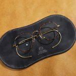 10年越しの憧れ サヴィル・ロウの眼鏡をオーダー