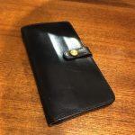 無くてはならない私の愛用品:グレンロイヤルのブライドルレザー トートバッグと長財布