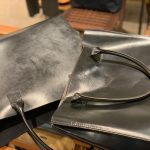 [スタッフ愛用品]ブライドルレザーを堪能したいならコチラをどうぞ。トコトン贅沢なトートバッグ