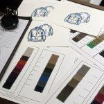 イギリスの老舗テキスタイルメーカー『ブリスベンモス 』 | Drake's銀座店 Nakaブログ