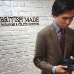 愛用の革靴を長く履くために欠かせない靴磨き。シューケアサービスを名古屋店、大阪店で開催!