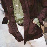 ジャケットからインナーまで。自由度、汎用性の高さが魅力のドレイクスのオーバーシャツ