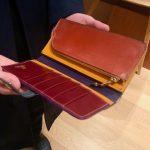 自分だけのこだわりで特別なレザーアイテムを。グレンロイヤルのマルチカラーオーダーを博多店で開催