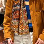私が選ぶ新作スカーフ3選|Drake's銀座店