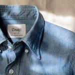 集中力を保つ、リモートワークと普段着に適したシャツ