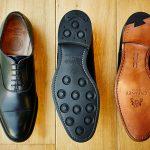 アウトソールの種類から考える革靴 | 後悔しない靴選び