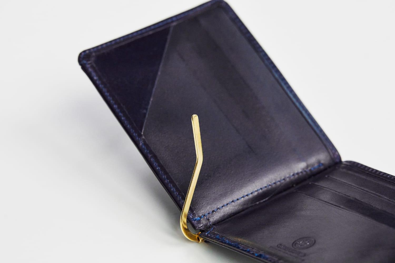 ブリティッシュメイド グレンロイヤルの定番財布「マネークリップ」