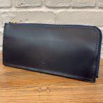 収納力と薄さが魅力のハーフジップ長財布がグレンロイヤルから新登場!