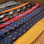 シャツ、ネクタイ好きの方に!オススメアイテムを使ったコーディネートのご紹介。
