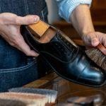 革靴を10年後も美しく履き続けるために。オリジナルシューケアサービスのご案内