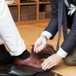 悩める革靴のサイズ選びをシューフィッターがサポート!自分の足と向き合い最高の一足を