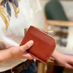 グレンロイヤル人気のミニ財布をスタッフ目線で深堀り!あわせてインスタライブ配信のご案内も