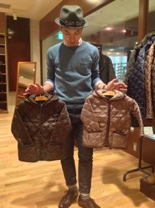 大阪店男性スタッフの買い物事情