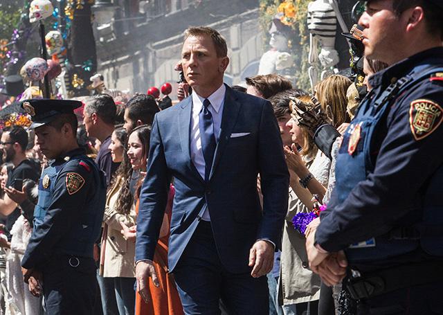 『007 スペクター』より