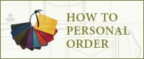 HOW TO PERSONAL ORDER