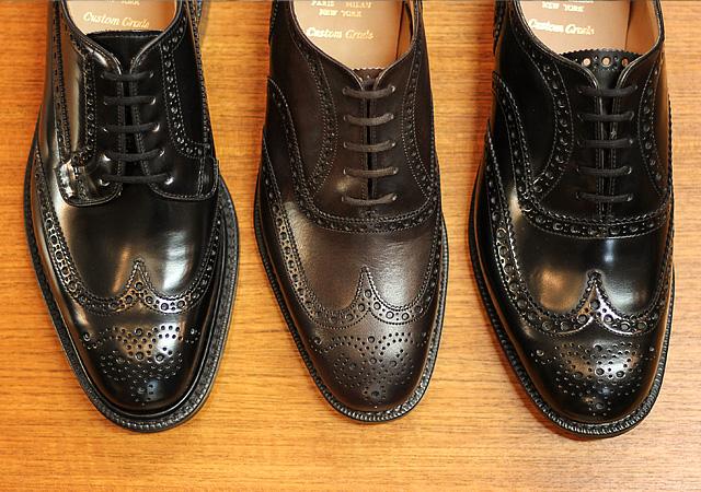 チャーチ革靴